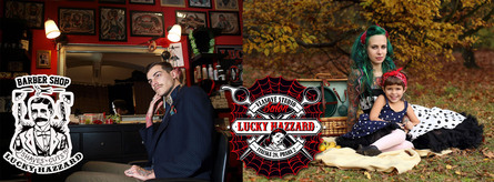 Lucky Hazzard Kadeřnictví a Barber Shop