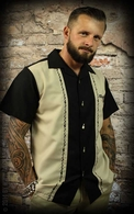 Rumble59 - Lounge Shirt - Rock'n'Roll Desert