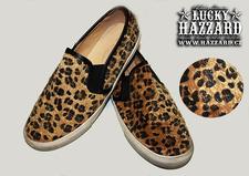 Boty leopardí