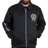 LUCKY 13 RACING THE REAPER MENS LINED JACKET