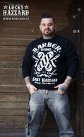 hoodie Barber Rebel