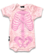 BABY » ROMPER » RIBS FLASH PINK