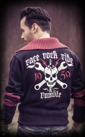 Rumble59 - Racing Sweater - Race - Rock - Ride