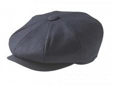NEWSBOY CAP - MODRÁ