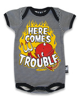 Body ,,HERE COMES TROUBLE ,,