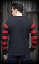 Racing Sweatshirt - black/red