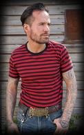 t shirt RED/BLACK