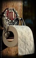 Držák na toaletní papír - Rock'n'Roll