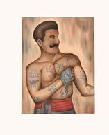B- Old School Boxer ,,