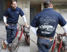 Košile mechanik
