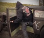 AA B Men's Jeans Grey