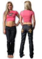Dámské jeansy